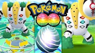Regigigas im EX-Raid, Sonderbonbons eher nicht so | Pokémon GO Deutsch #1208