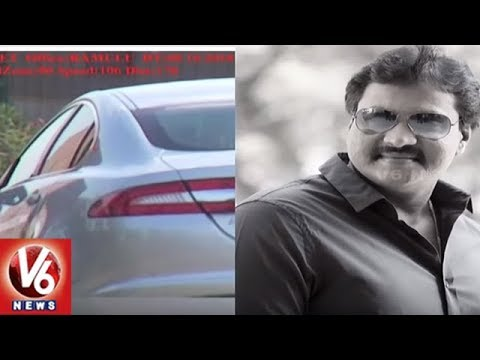 Tollywood Actors Mahesh Babu, Pawan Kalyan, Balakrishna Vehicles Pending With Challan Fines | V6