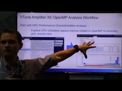 Profiling with Intel VTune Amplifier XE - Dmitry Prohorov  (Intel)