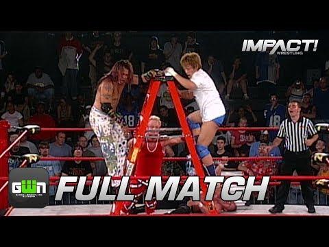 Jerry Lynn vs Eric Young vs Taichi vs Mr. Aguila: FULL MATCH (NWA-TNA PPV #96)   IMPACT Full Matches