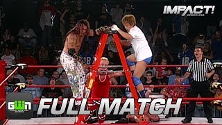 Jerry Lynn vs Eric Young vs Taichi vs Mr. Aguila: FULL MATCH (NWA-TNA PPV #96) | IMPACT Full Matches
