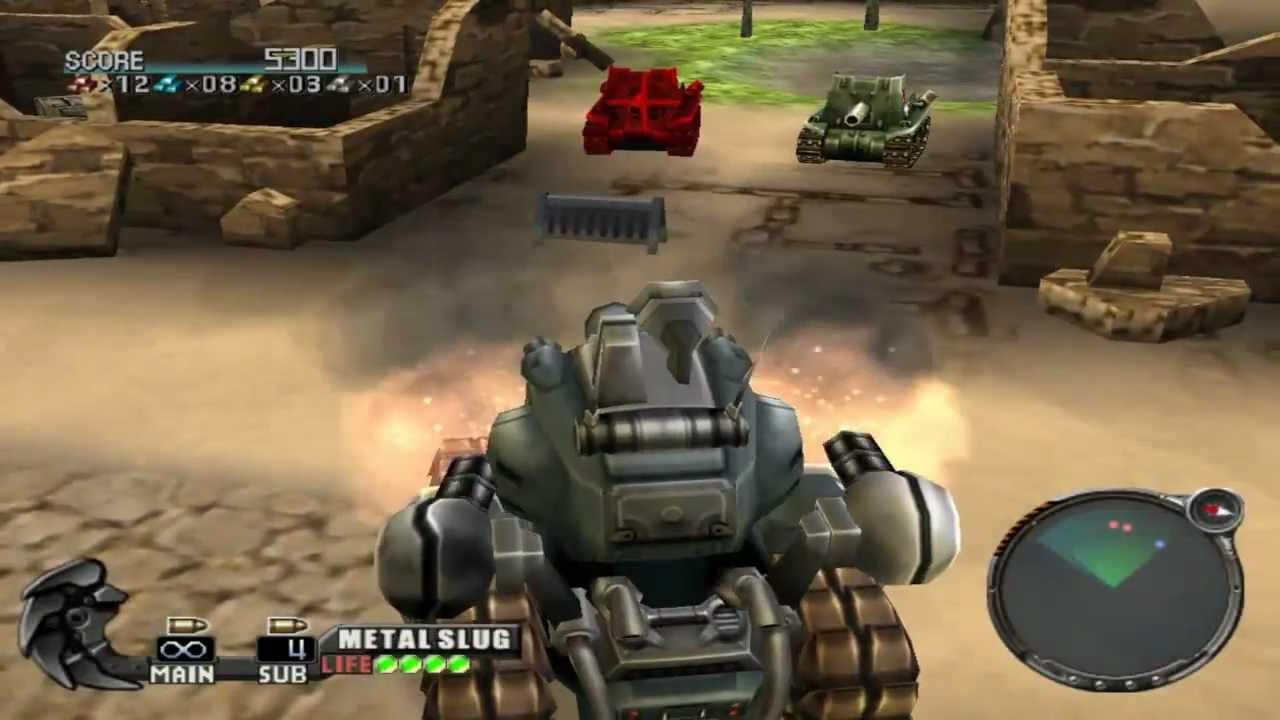 BAIXAR 3D METAL JOGO SLUG PS2