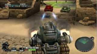Metal slug 3D modo DIFICIL Mision 3 - Rango S
