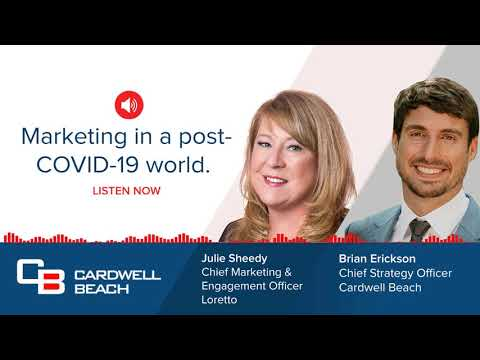 Marketing Post-Covid: Julie Sheedy, Chief Marketing & Engagement Officer at Loretto