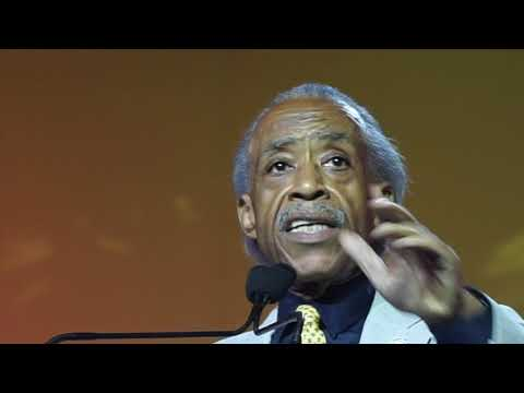 Al Sharpton talks about Trump court pick, voter registration at Essence Fest