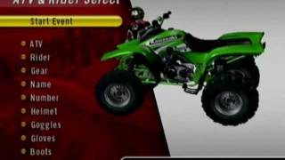 ATV Offroad Fury 2 Menu Theme extended  version
