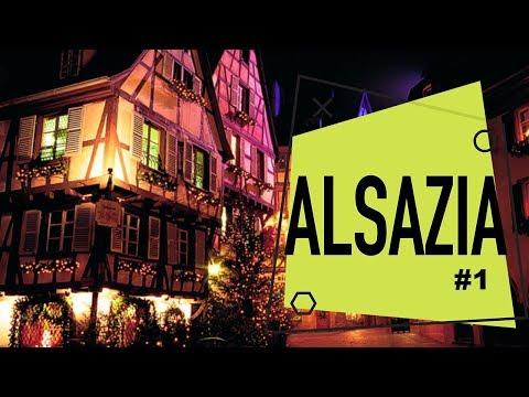 CAPODANNO IN ALSAZIA - #1 #TravelwithShiki