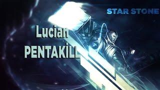 League of Legends - Lucian Pentakill - Star Stone