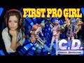 First Pro Girl in Creative Destruction? Sylwia try the game for the first time!!!