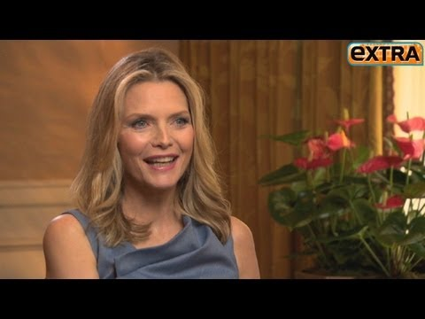 Michelle Pfeiffer on 'People Like Us' and Her Naughty Hidden Talent