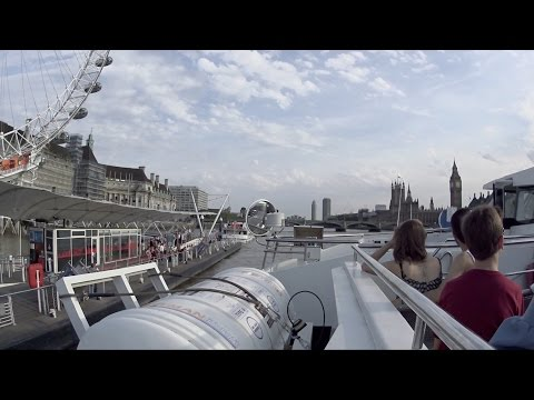 Sightseeing tour from the Houses of Parliament to the Tower of London