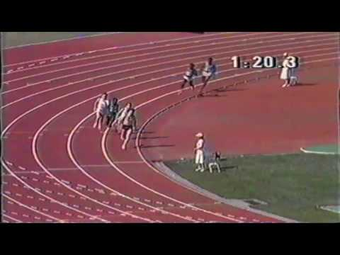 1982 Commonwealth Games Mens 4x400m Relay