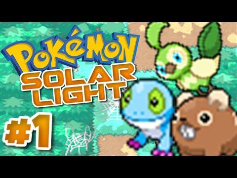 Pokemon Fakemon Game ► Pokemon Solar Light and Lunar Dark 4.0 ► Episode 1 - ADORABLE FAKEMON!