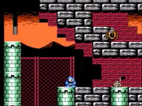 Megaman March Madness - Rockman 5 Wily's Dream Space 4
