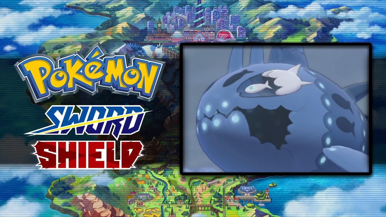 Pokemon Sword And Shield Wishiwashi Locations How To Catch And