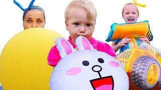 Balloon Song   동요와 아이 노래   어린이 교육