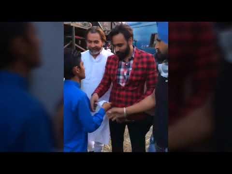 Mankirt Aulakh ਦੇ bouncer v/s babbu...