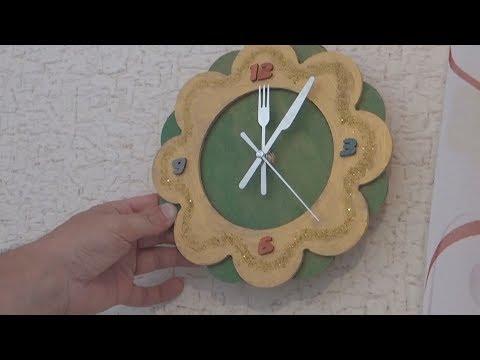 Часы как сделать самому
