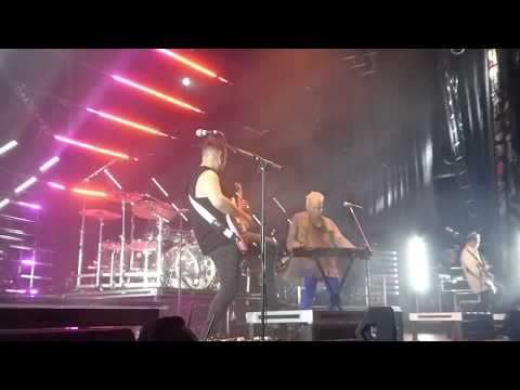 Walk the Moon - Different Colors → Shut Up and Dance (Houston 02.02.18) HD