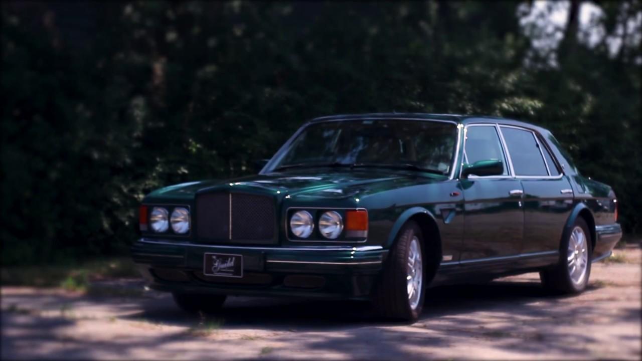 1998 Bentley Brooklands R Mulliner Limited 37 100