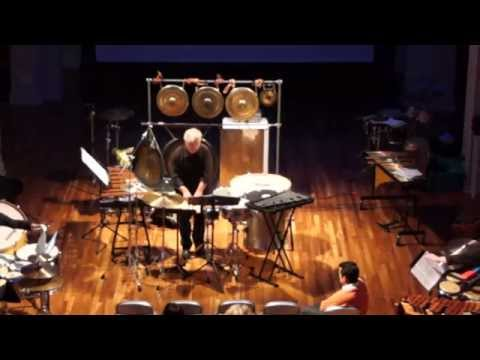 In-Between: Music for Percussion, Electronics and Multimedia by Paulo C. Chagas