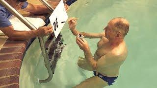 Aquatic Follies (without a mahl stick) featuring John Downer & Paul Herrera - Minneapolis, Minnesota