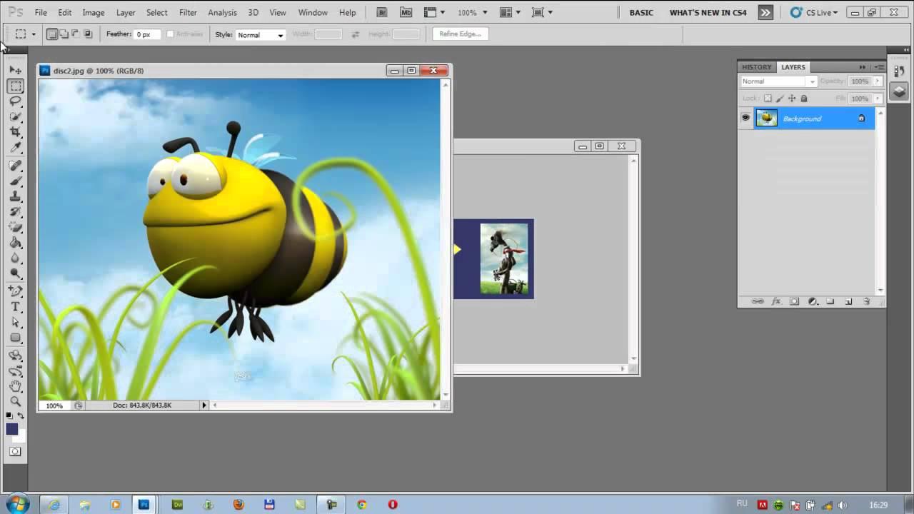 Фотошоп уроки как сделать анимацию фото 759