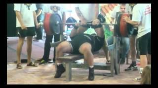 Vladimir Maximov 400 kg NO lift
