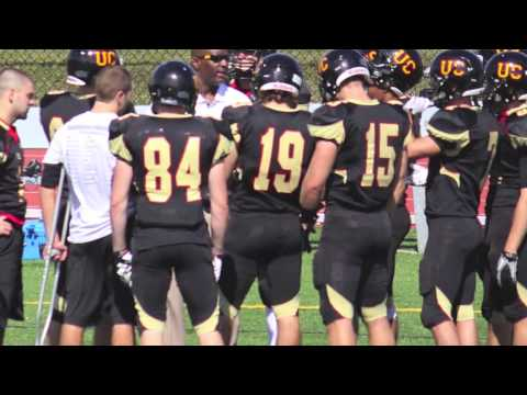 Ursinus College BEARS 2013 Football Season