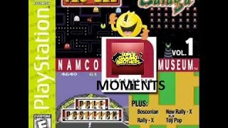 Best of SGB Plays: Namco Museum - Volume 1
