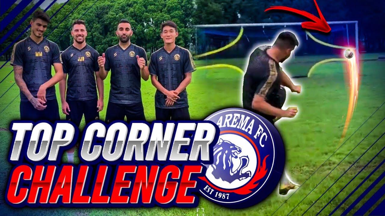 Arema FC Shooting Challenge
