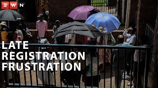 Parents whose children are yet to be placed in schools across Gauteng are pleading with Gauteng Education MEC Panyaza Lesufi to bring back the manual registration system. Parents who stood in long queues on Wednesday said their children were now bearing the burden of a failing system.