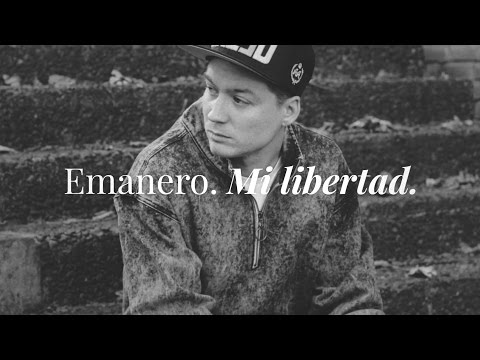 Emanero - Mi libertad (VideoClip Oficial)