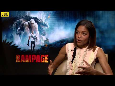 Naomie Harris talks about Cillian Murphy becoming the new James Bond