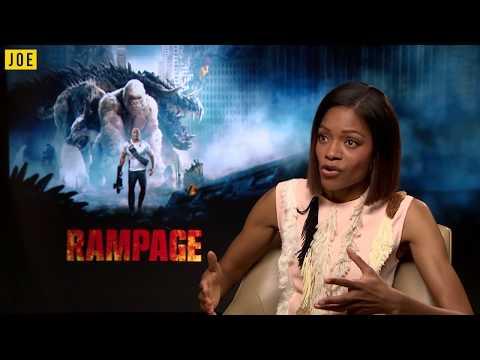 Naomie Harris talks about Cillian Murphy becoming the new James Bond