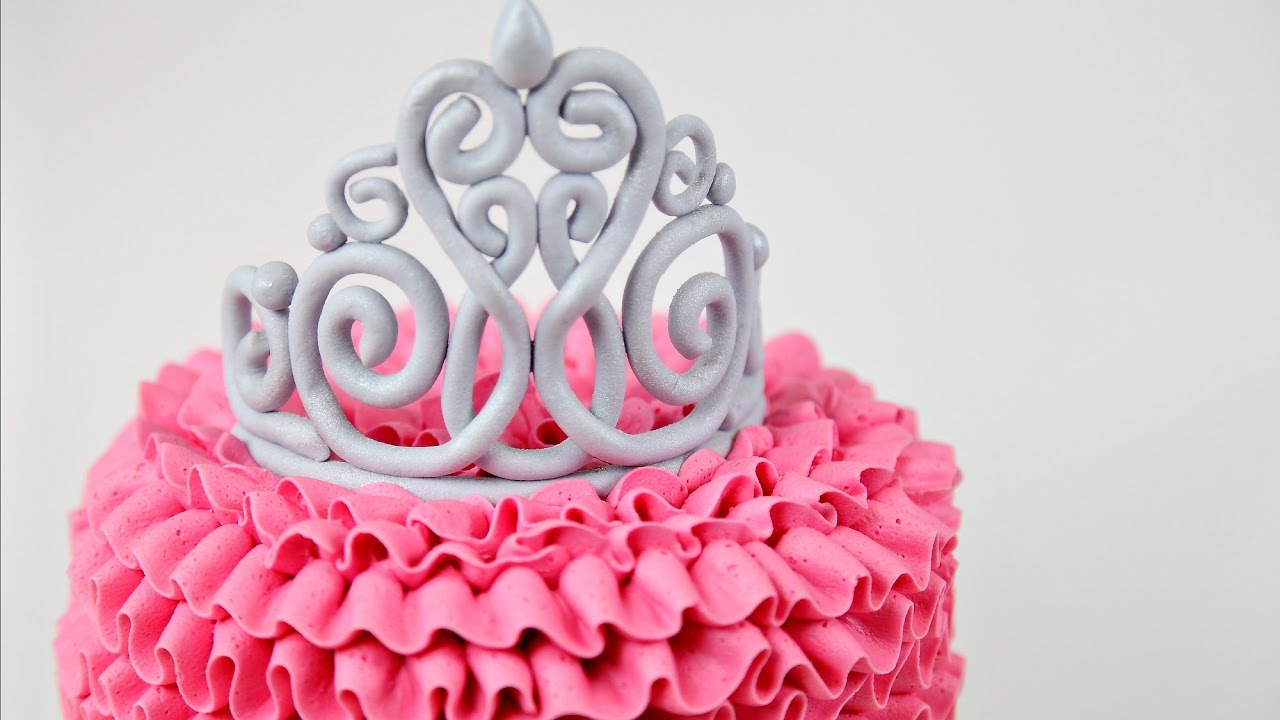 PRINCESS Amazing Cakes NAIL POLISH DIAMOND TIFFANY TIARA