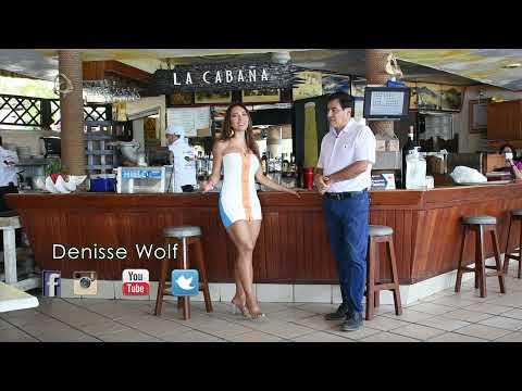 La Cabaña de Caleta en Acapulco, deliciosa con Denisse Wolf