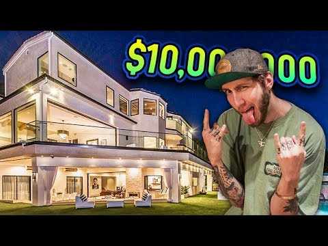 BUYING A NEW HOUSE!! ($10,000,000)
