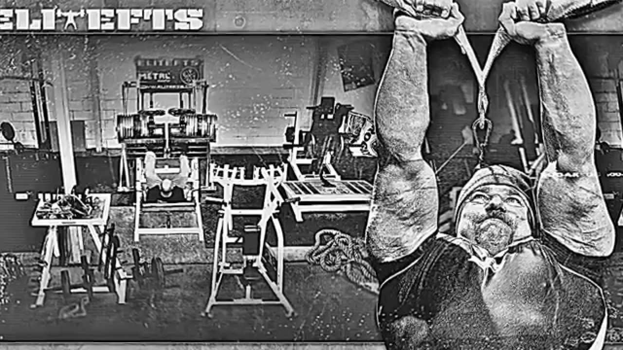 Elitefts monster garage gym dave tate technique matters