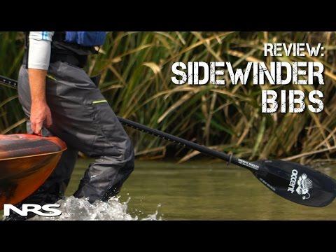 Review: NRS Sidewinder Bibs - Kayak Fishing Waders