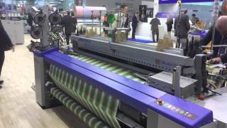 TOYOTA  AIRJET LOOMS JAT 810 JA8S -210 ES  E-SHED (16 SHAFTS) RUNNING AT 1000 RPM FOR YARN -DYED