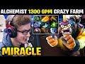 MIRACLE 1300 GPM ALCHEMIST - OMFG SO FAST FARMING