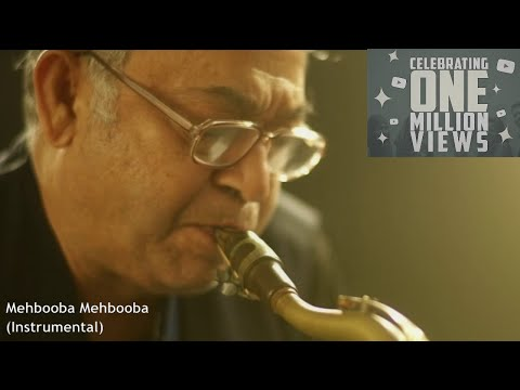 Mehbooba Mehbooba || Instrumental || Sholay || Live || Tribute to R D Burman || Shyam Raj || PBWA