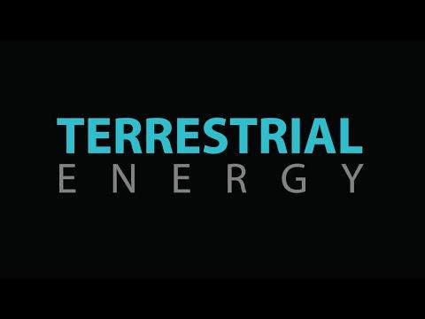 Terrestrial Energy - Rethinking Energy