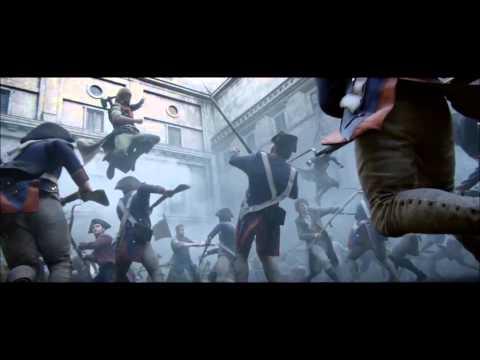 Assassin's Creed Unity Official E3 2014 Trailer ( Immediate Music - Serenata Immortale)