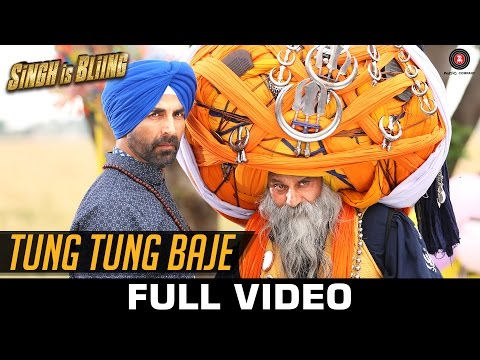 Tung Tung Baje - Full Video | Singh Is...