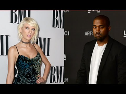 "Kim Kardashian Video of Taylor Swift Approving Kanye's ""Famous"""