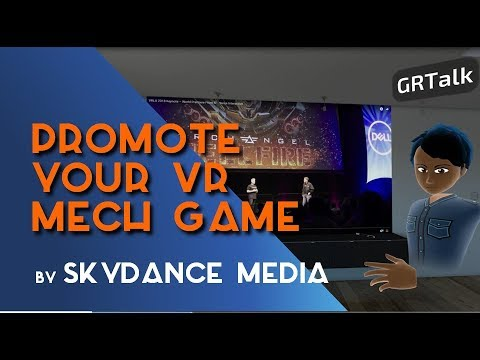 How to promote your VR Mech Game | by Skydance Media