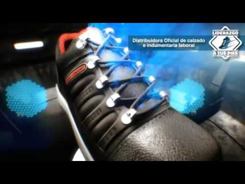 zapatillas de seguridad kripton ombu liderazgo a tus pies
