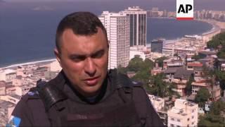 Brazil's favela violence surging as Olympics set to begin
